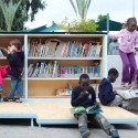 The Garden Library for Refugees and Migrant Workers / Yoav Meiri Architects  T.Rogovski