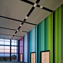 Edcouch-Elsa ISD Fine Arts Center / Kell Muñoz Architects © Chris Cooper Photography