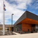 U.S. Land Port of Entry / Julie Snow Architects © Paul Crosby