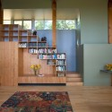 House for Two Artists / Marcy Wong Donn Logan Architects © Mark Citret Photography