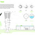 Habitat for Urban Wildlife / Ofer Bilik Architects The Water Tower