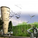 Habitat for Urban Wildlife / Ofer Bilik Architects Courtesy Ofer Bilik Architects