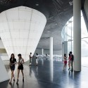 Giant Interactive Group Corporate Headquarters / Morphosis Architects © Iwan Baan