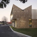 0424 DTVA Christ Church Grammar School / Donaldson + Warn © Leon Bird