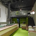 Saladstation / id design  Ali Bekman