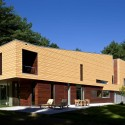 Page Road House / Andrew Cohen Architects © Greg Premru Photography