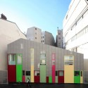 PICARD Nursery In Paris / BP Architectures © BP Architectures