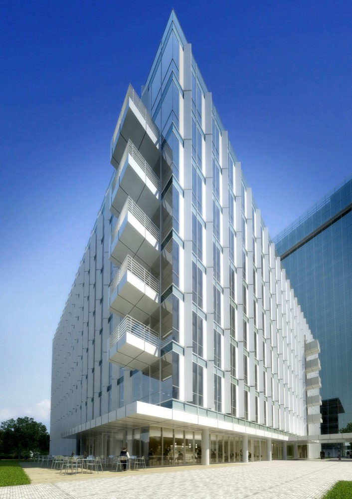 In Progress: City Green Court / Richard Meier & Partners Architects