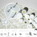 planta parque park plan