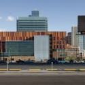 Arizona State University Walter Cronkite School of Journalism & Mass Communication / Ehrlich Architects © Bill Timmerman