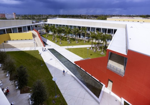 fiu chapman graduate school of business kpf archdaily