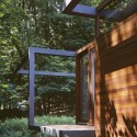 Dutchess County Residence - Guest House / Allied Works Architecture © Jeremy Bittermann