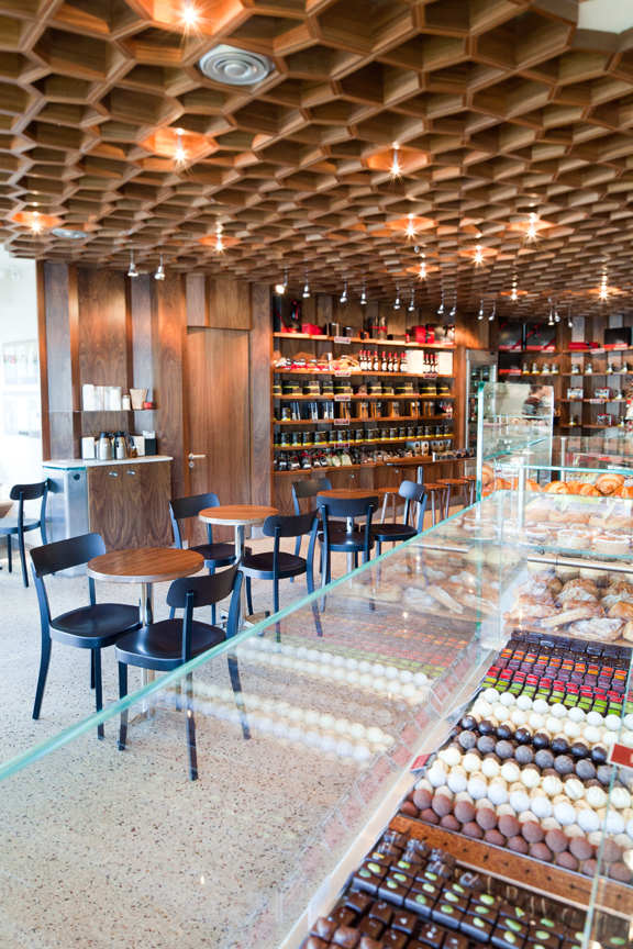 Thomas Haas Patisserie / Bricault design