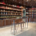 The Thomas Haas Patisserie / Bricault design © Farah Nosh