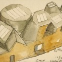 watercolor Courtesy of Steven Holl Architects