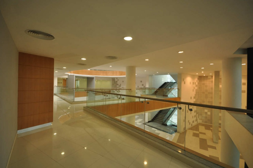 IMI International Management Institute Kolkata / Abin Design Studio