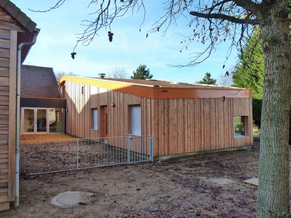 Le Petite Prince Nursery School / AR+TE Architects