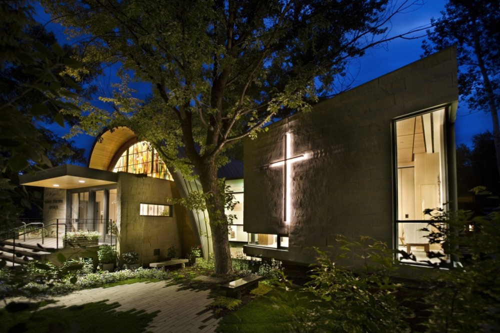 Christ Episcopal Church / Studio B Architects