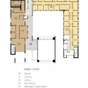 second floor plan second floor plan  BNIM