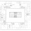 Cloud City / ALA Architects Fourth Floor Plan - Offices