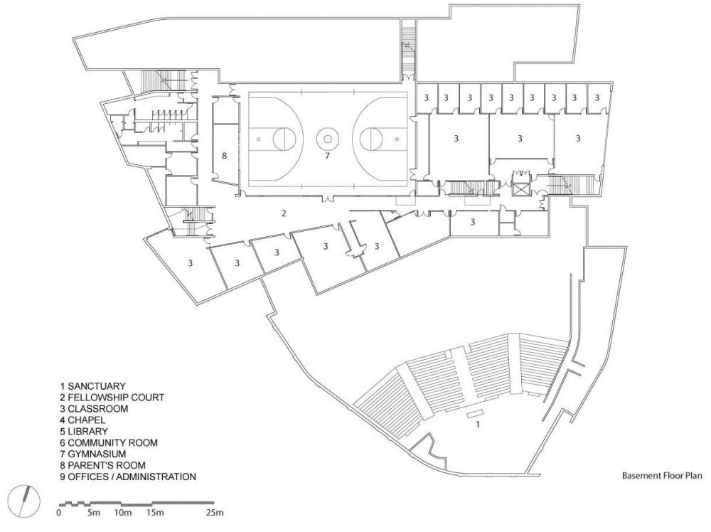Home Ideas Baptist Church Floor Plans
