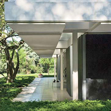 AD Classics: Miller House and Garden / Eero Saarinen