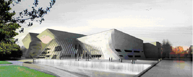Finalists for Dublic Concert Hall: 3XN and Henning Larsen Architect