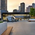 San Francisco Museum of Modern Art Rooftop Garden / Jensen Architects © Bernard Andre Photography
