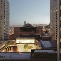 San Francisco Museum of Modern Art Rooftop Garden / Jensen Architects © Henrik Kam Photography