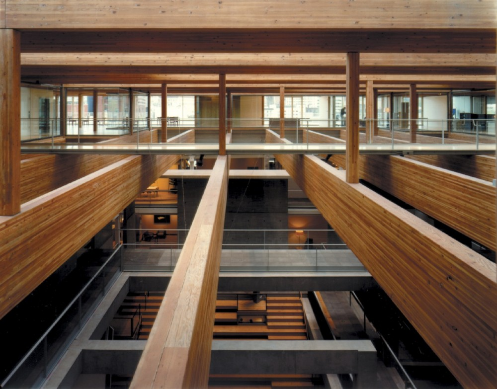 Wieden+Kennedy Headquarters / Allied Works Architecture
