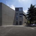 SPSI Art Museum Design / Wang Yan  Lv Heng Zhong