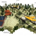 Camp JRF Eco-Village / Metcalfe Architecture & Design Courtesy of Metcalfe Architecture & Design