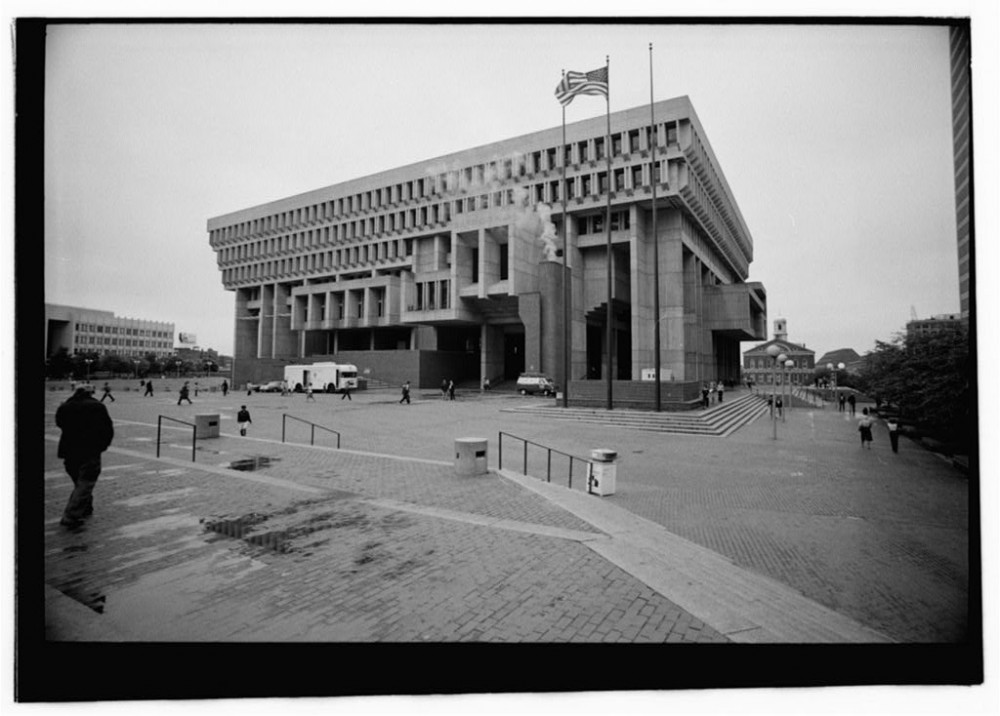 AD Classics: Boston City Hall / Kallmann, McKinnell, &amp; Knowles