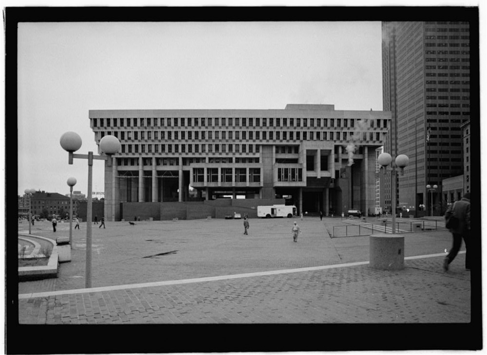 AD Classics: Boston City Hall / Kallmann, McKinnell, & Knowles