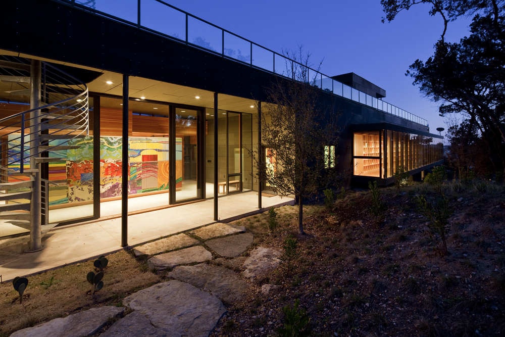 Wimberley House / Cunningham Architects