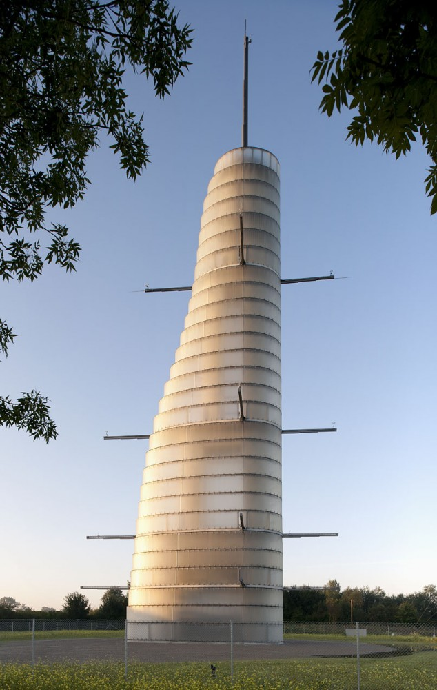 Oscar-von-Miller Tower / Deubzer König + Rimmel Architects