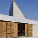 Caen Services Building / RemingtonStyle © RemingtonStyle