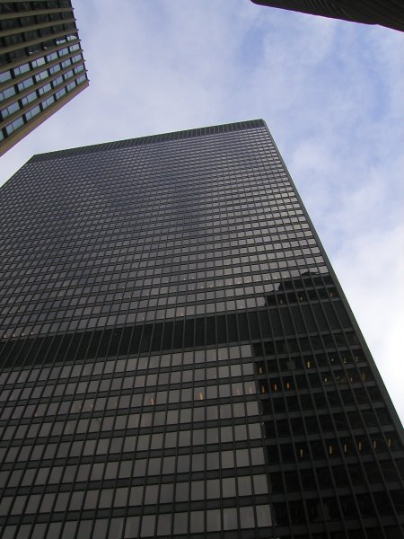 AD Classics: IBM Building / Mies van der Rohe