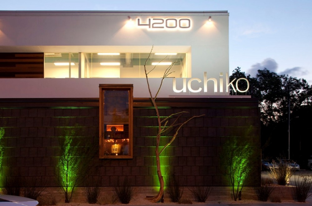 Uchiko / Michael Hsu Office of Architecture