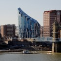 The Ascent at Roebling's Bridge / Daniel Libeskind © Michele Nastasi