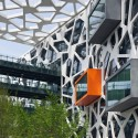 Alibaba Headquarters / Hassell © Peter Bennetts