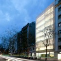 Building Department Of The Mutual Asepeyo / Ventura Valcarce Arquitecto © Francisco Nogueira