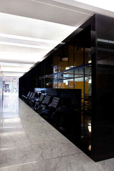Asepeyo Building/ Ventura Valcarce Arquitecto