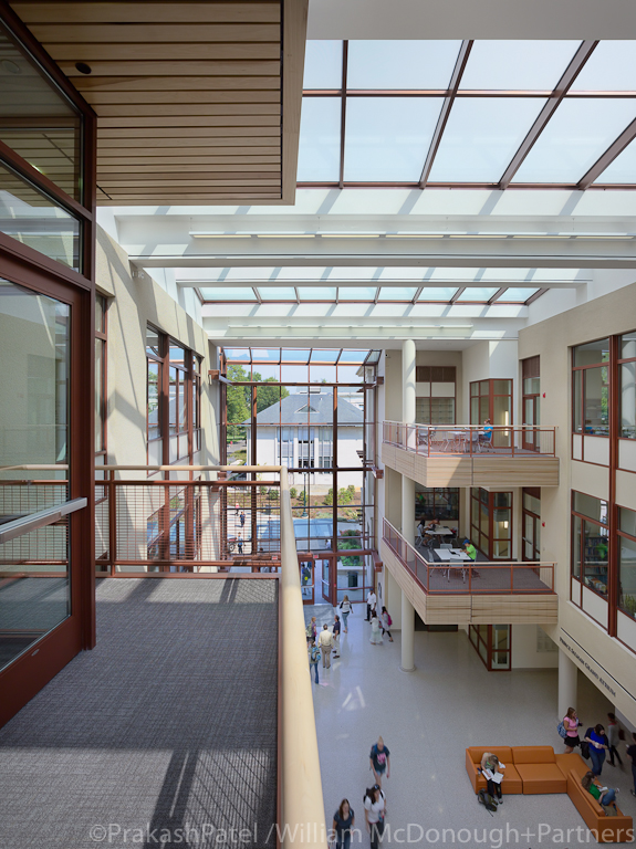 American University School of International Service / William McDonough + Partners and Quinn Evans | Architects