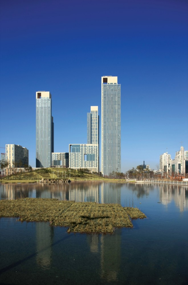 Songdo International Business District / KPF
