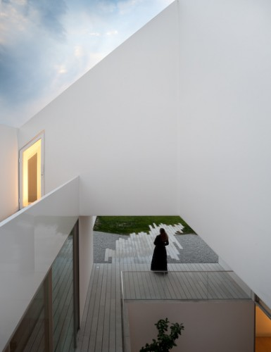 House in leiria aires mateus archdaily for House in leiria aires mateus