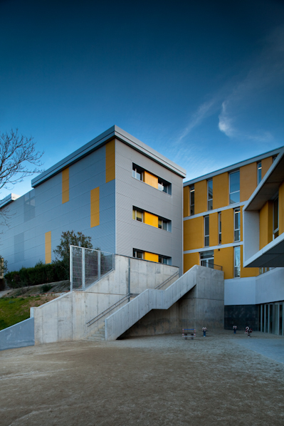 CEIP / Ventura Valcarce Arquitecto