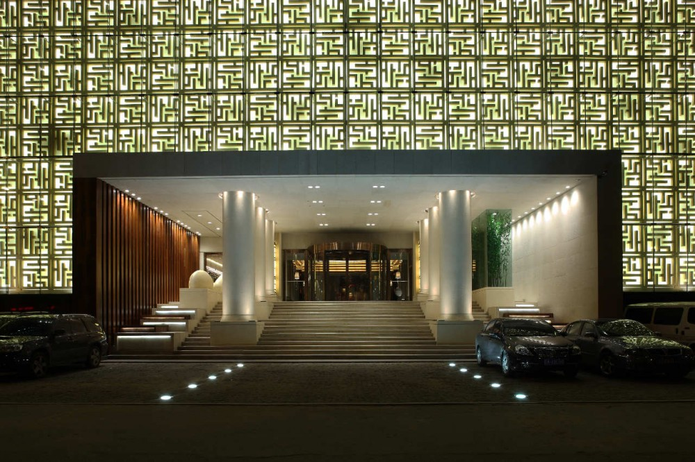 Qing Shui Wan Spa Hotel / Nota Design International pet Ltd