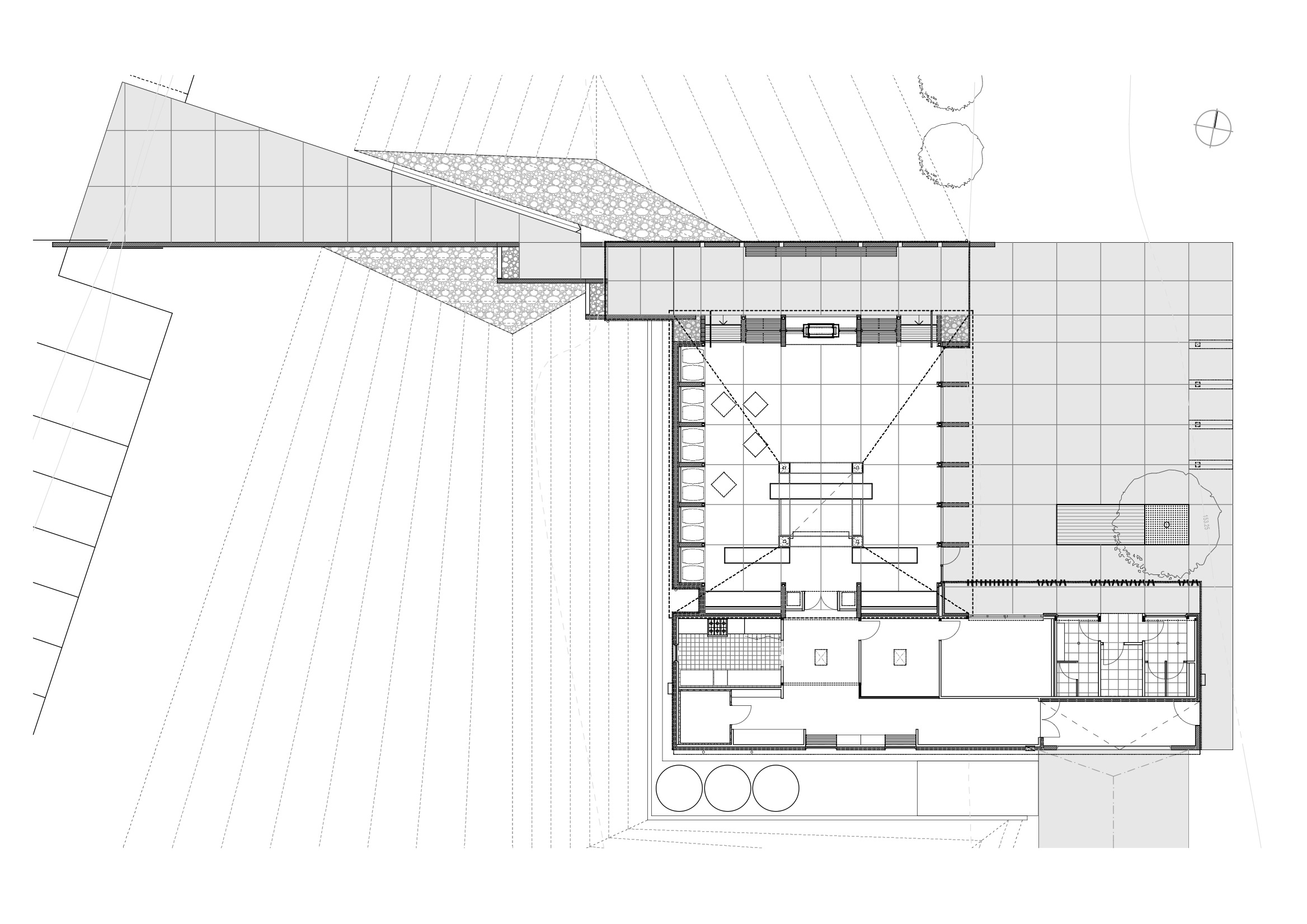 Architecture photography floor plan 119044 for Winery floor plans by architects