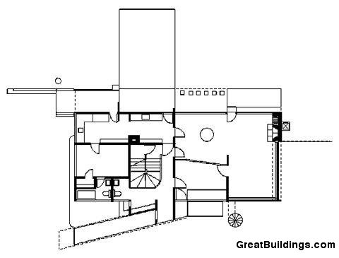 Gropius house plan on catalog house plans